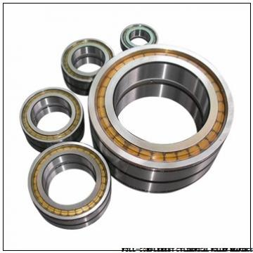 400 mm x 500 mm x 46 mm  NSK NCF1880V FULL-COMPLEMENT CYLINDRICAL ROLLER BEARINGS
